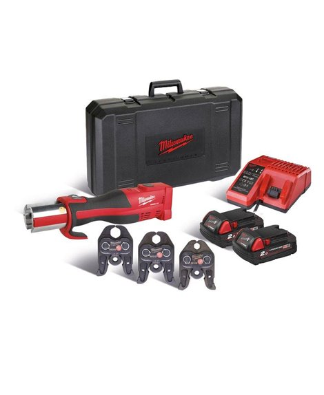 MILWAUKEE M18BLHPT-202C M-SET ZACISKARKA