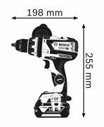 BOSCH GSR 18V-85C 2x5,0Ah