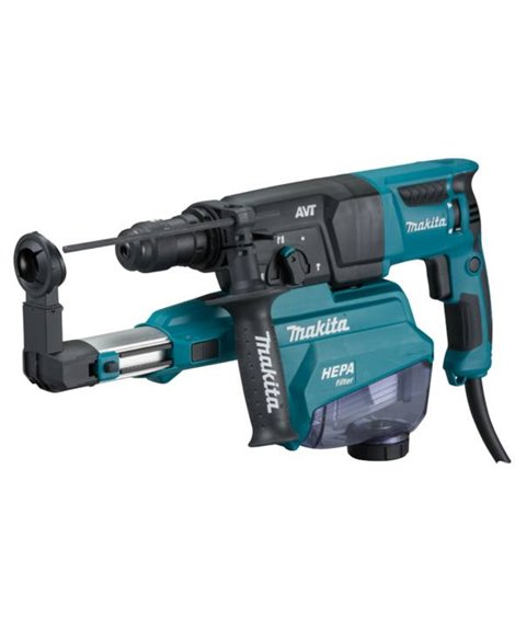 MAKITA Młotowiertarka HR2653T SDS-PLUS