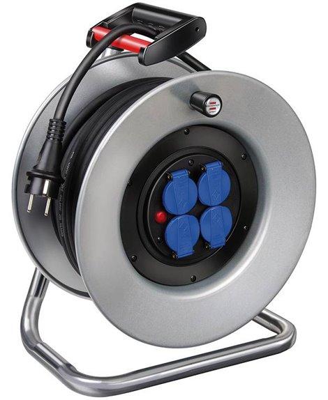 BRENNENSTUHL Przedłużacz bębnowy Garant S 4 IP44 50m H05RR-F 3G1,5