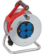 BRENNENSTUHL Przedłużacz bębnowy Garant S IP44 25m AT-N05V3V3-F 3G1,5