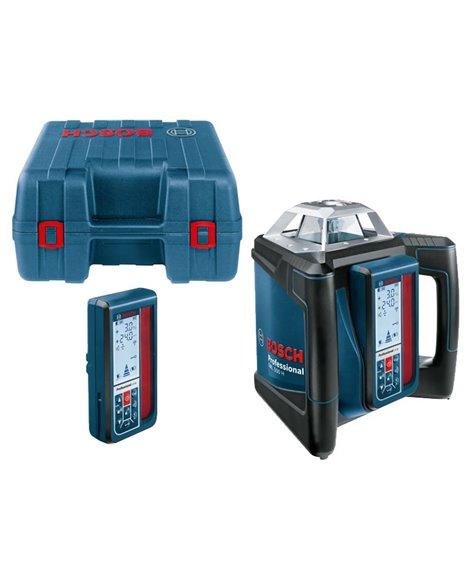 BOSCH Laser rotacyjny GRL 500 H + LR 50