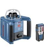 BOSCH Laser obrotowy GRL 300 HV + LR 1