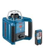 BOSCH Laser obrotowy GRL 400 H + LR 1