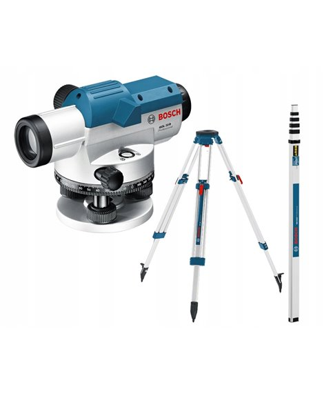 BOSCH Niwelator optyczny GOL 32 D + BT 160 + GR 500