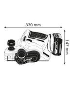 BOSCH Strug akumulatorowy GHO 18V-Li (solo)
