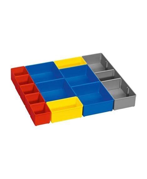 BOSCH 12 pojemników do i-BOXX 53 Inset Box
