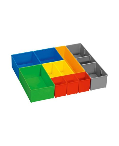 BOSCH 10 pojemników do i-BOXX 72 Inset Box