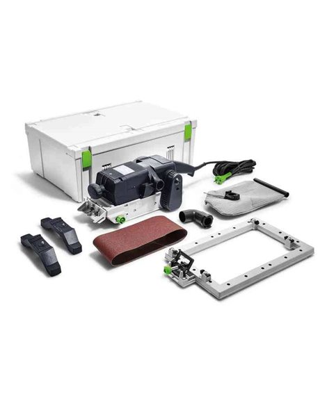 FESTOOL Szlifierka taśmowa BS 105 E-Set
