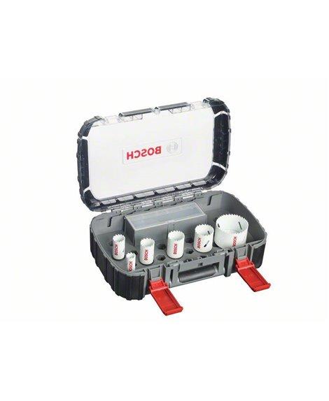 BOSCH 6-częściowy zestaw otwornic dla instalatorów sanitarnych Progressor