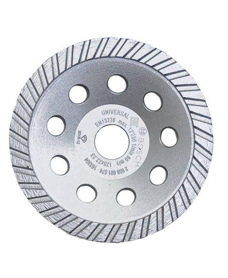 BOSCH Tarcza diamentowa 115 x 22,23 mm garnkowa S4U Turbo Concrete