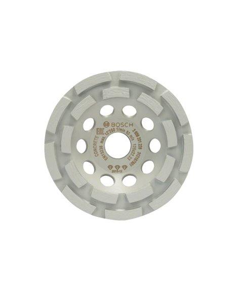 BOSCH Tarcza diamentowa 125 x 22,23 mm garnkowa Best for Concrete