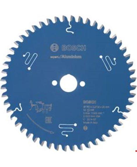 BOSCH Tarcza pilarska 160 x 20 x 2,2 mm, 54 Expert for Aluminium