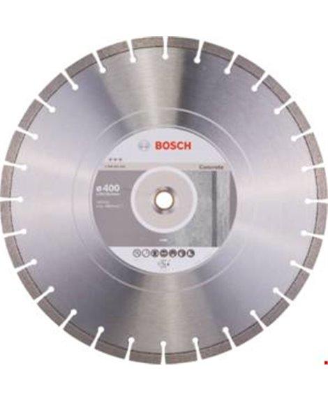 BOSCH Tarcza diamentowa 400 x 20/25,4 mm Best for Concrete