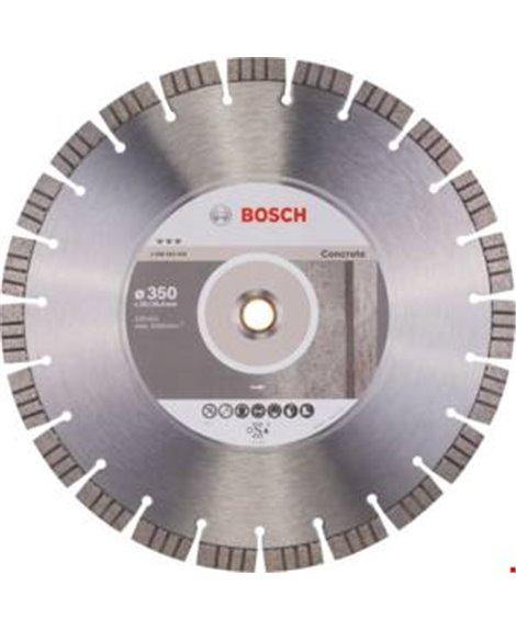 BOSCH Tarcza diamentowa 350 x 20/25,4 mm Best for Concrete