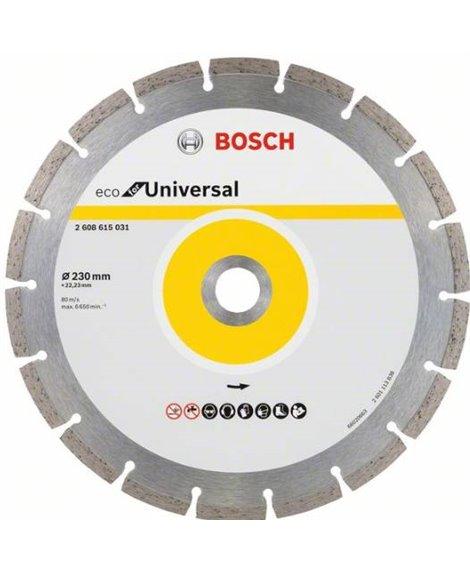 BOSCH Tarcza diamentowa 230 x 22,23 mm Universal
