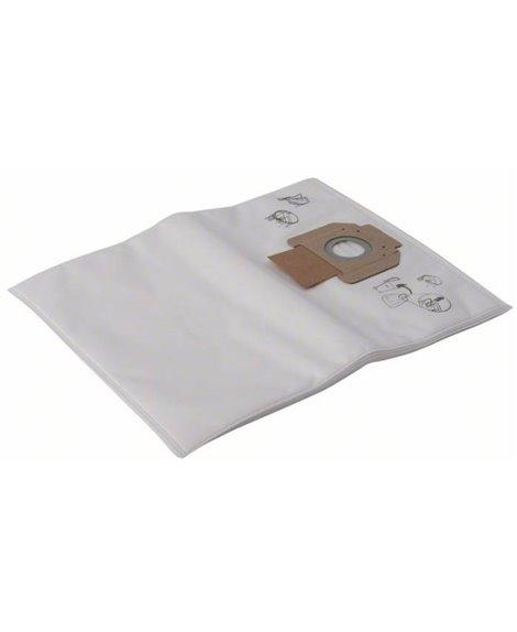 BOSCH 5x włókninowy worek filtracyjny do GAS 15| GAS 20 L SFC (praca sucha)
