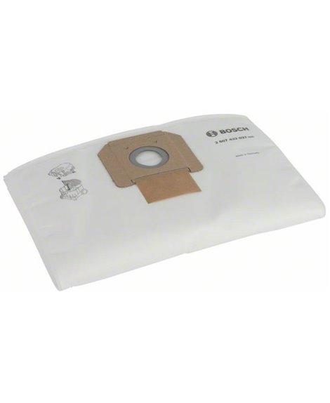 BOSCH 5x włókninowy worek filtracyjny do GAS 35 L AFC| GAS 35 L SFC+| GAS 35 M AFC (praca sucha)