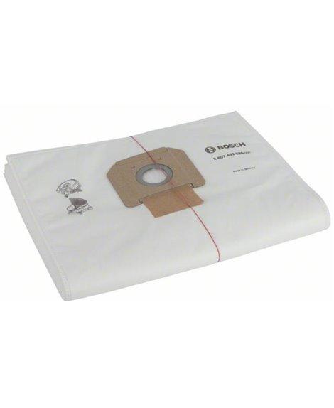 BOSCH 5x włókninowy worek filtracyjny do GAS 55 M AFC (praca sucha)