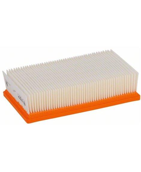 BOSCH Filtr płaski fałdowany, poliestrowy do GAS 35-55