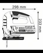 BOSCH Wyrzynarka GST 8000 E