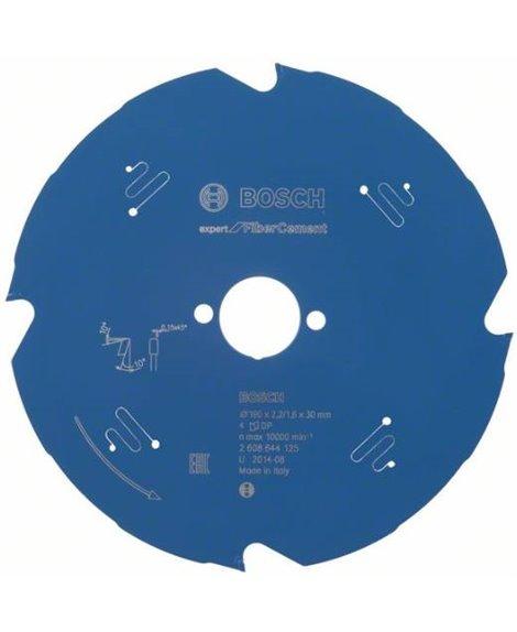 BOSCH Tarcza pilarska 190 x 30 x 2,2 mm, 4 Expert for Fibre Cement