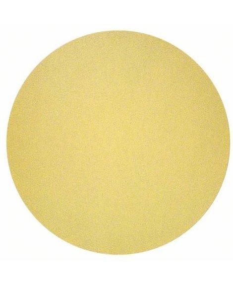 BOSCH 50x Papier ścierny C450 G150 125 mm, 150 Standard for General Purpose