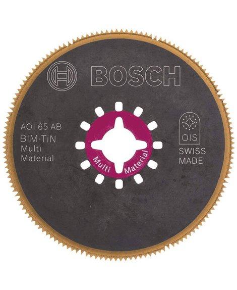 BOSCH Tarcza płaska AOI 65 AB Muti Material do narzędzi wielofunkcyjnych