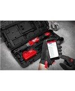 MILWAUKEE Klucz dynamometryczny 3/8″ akumulatorowy M12 ONEFTR38-201C