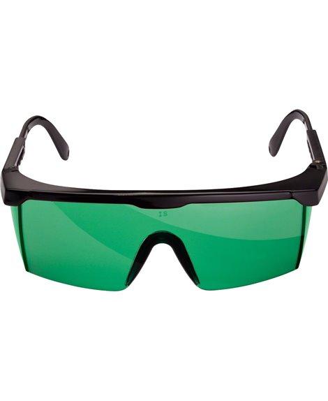 BOSCH Okulary laserowe zielone