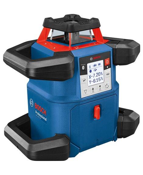 BOSCH Laser obrotowy GRL 600 CHV + BT 170 HD + GR 240