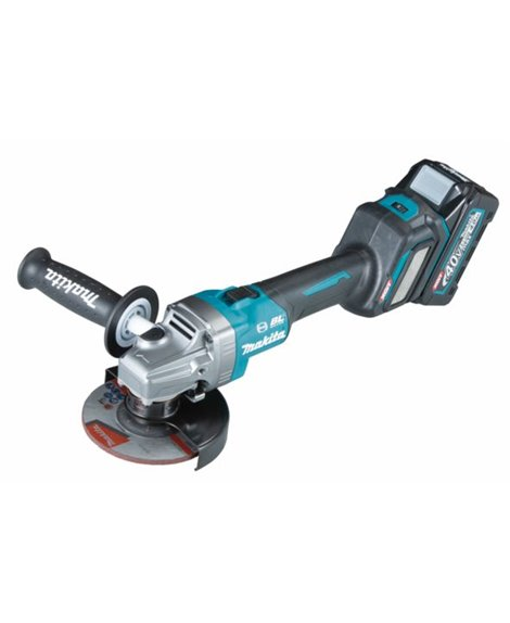 MAKITA Szlifierka kątowa XGT GA023GM201 125 mm