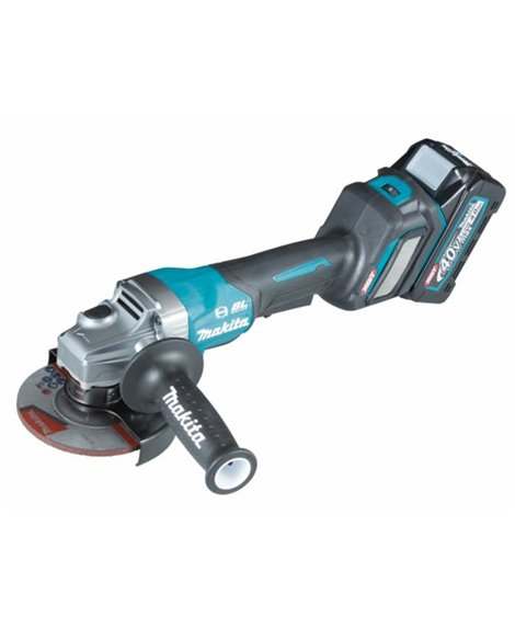 MAKITA Szlifierka kątowa XGT GA029GM201 125 mm