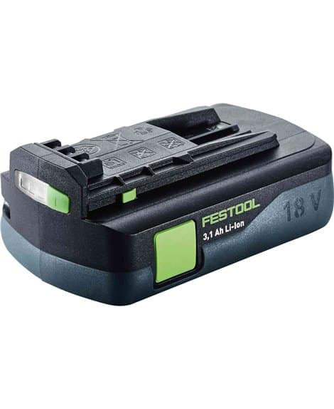 FESTOOL Akumulator BP 18 Li 3,1 C (3,1 Ah)