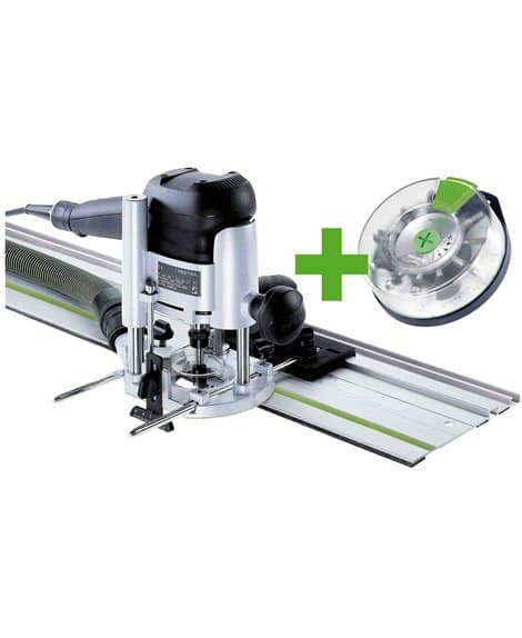 FESTOOL Frezarka      OF 1010 EBQ-Set+Fräserb.