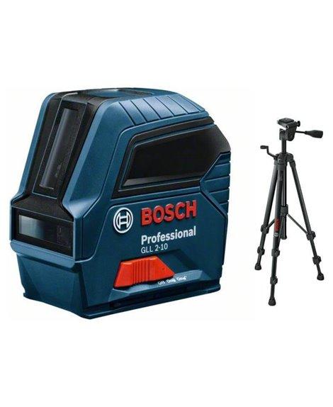 BOSCH Laser liniowy GLL 2-10 + BT 150