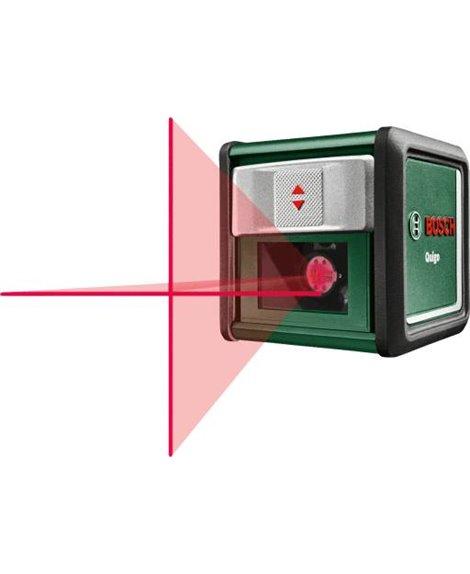 BOSCH Laser krzyżowy Quigo III