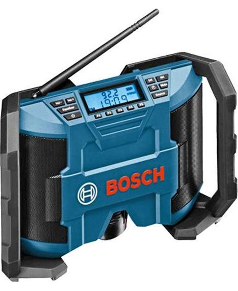 BOSCH Radio akumulatorowe GPB 12V-10 (solo)