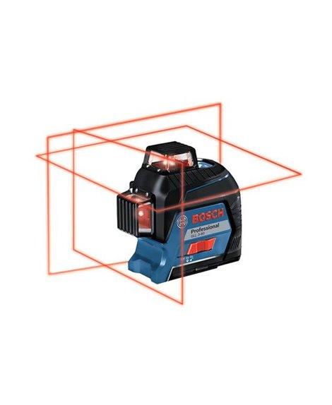 BOSCH Laser liniowy GLL 3-80