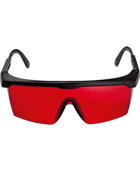 BOSCH Okulary laserowe czerwone