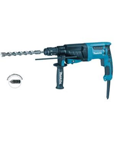 MAKITA Młotowiertarka HR2630T SDS-PLUS