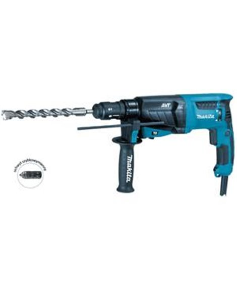 MAKITA Młotowiertarka HR2631FT SDS-PLUS