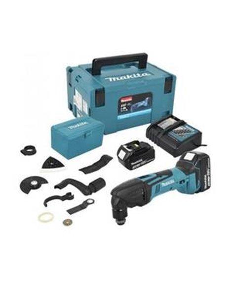 MAKITA Narzędzie wielofunkcyjne akumulatorowe DTM50RFJX1