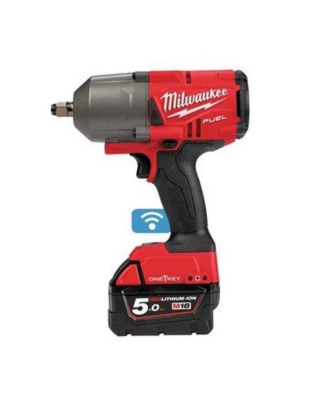MILWAUKEE Klucz udarowy akumulatorowy M18 ONEFHIWF12-502X