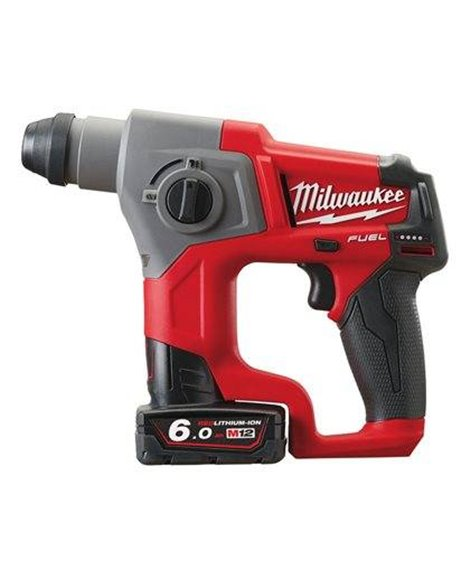 MILWAUKEE M12 CH-602X Młot montażowy SDS plus