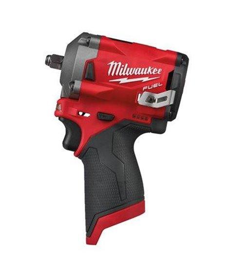 MILWAUKEE Klucz udarowy akumulatorowy M12 FIW38-0 (solo)