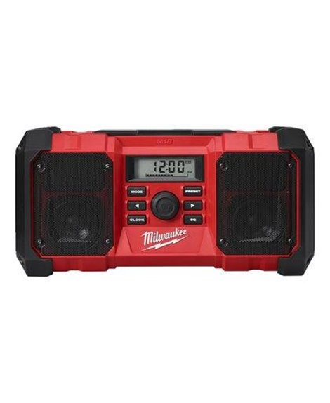 MILWAUKEE M18 JSR-0 Radio akumulatorowe
