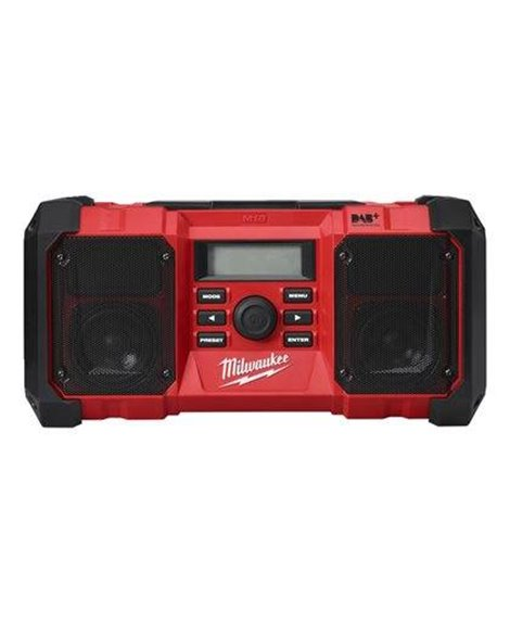 MILWAUKEE M18 JSRDAB+-0 Radio akumulatorowe