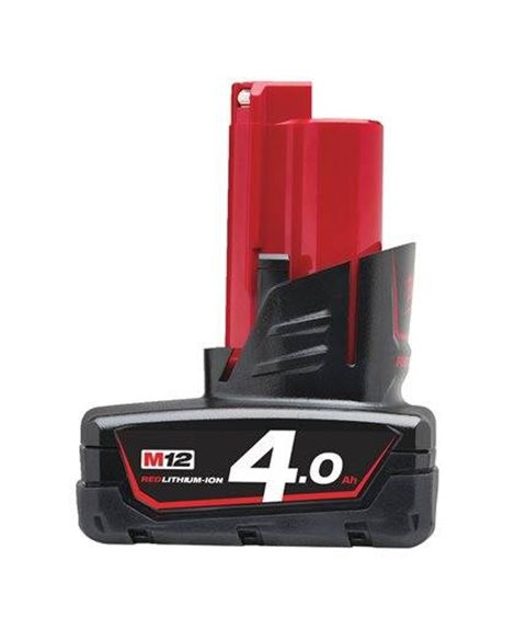 MILWAUKEE Akumulator M12 B4 (4,0 Ah)