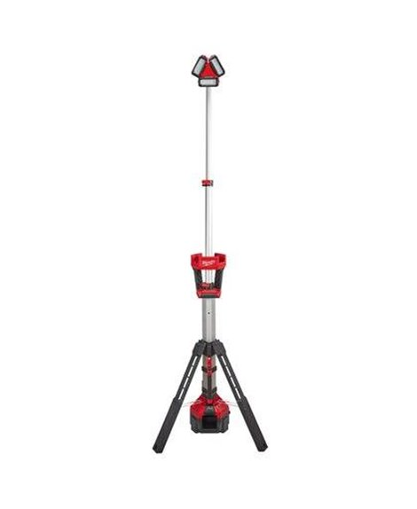 MILWAUKEE M18 HSAL-0 Lampa stojąca LED
